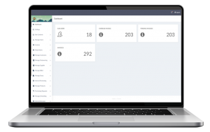 manufacturing system dashboard