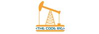 thecoderig logo